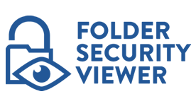 FolderSecurityViewer Blog