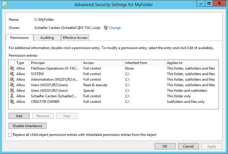 NTFS-Course Archives - FolderSecurityViewer Blog
