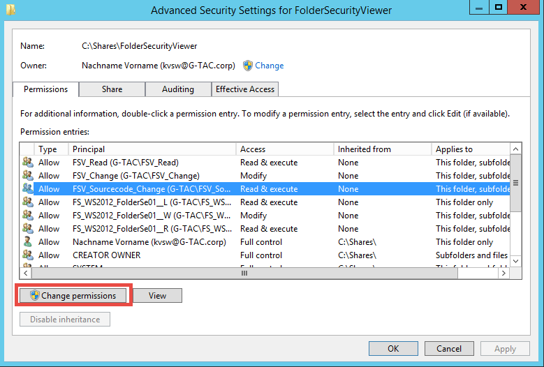 NTFS Permissions: How to Allow Creation of Files But Not