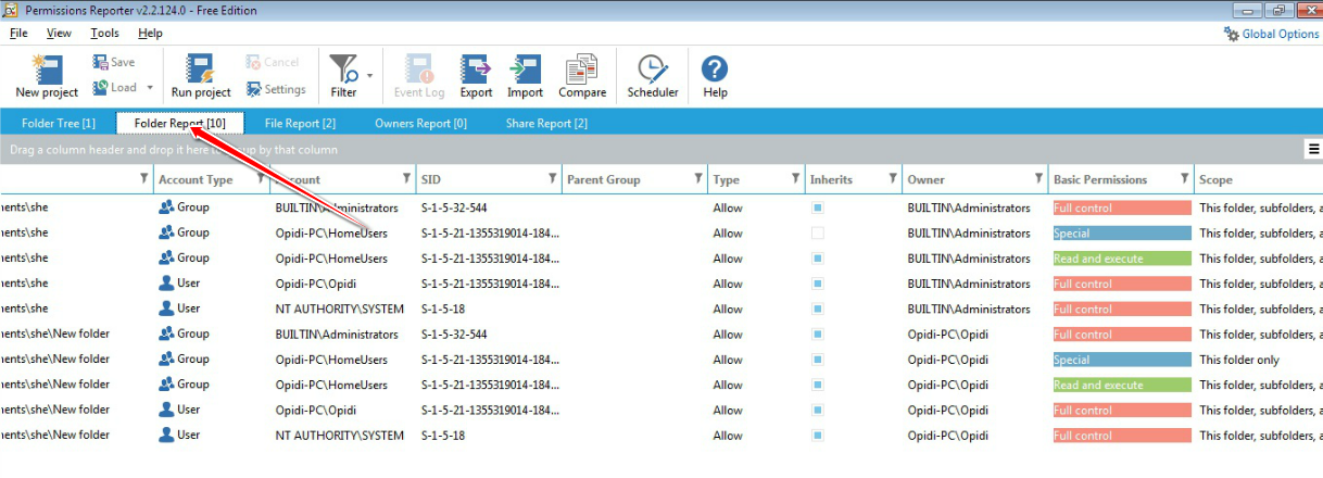 5 Best Free Tools For NTFS Permissions Reporting