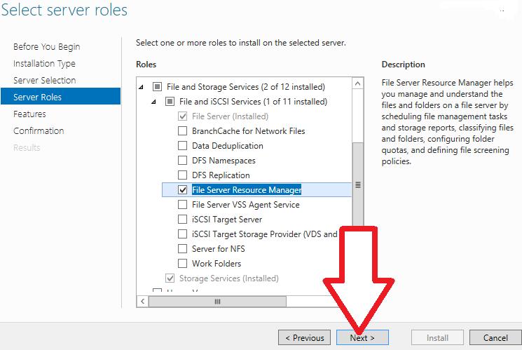 Quota Management in Windows Server 2016 - FolderSecurityViewer Blog