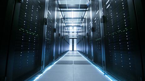 Server in a Data Center